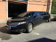 2013 Lincoln MKT MKT stretch